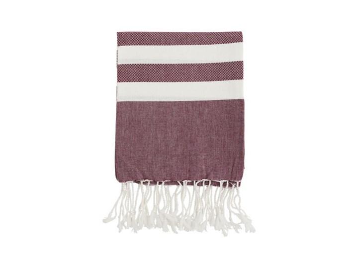 Madam Stoltz - Ręcznik kąpielowy Łazienkowe Kategoria Ręczniki Bawełna 100x180 cm Kolor Różowy