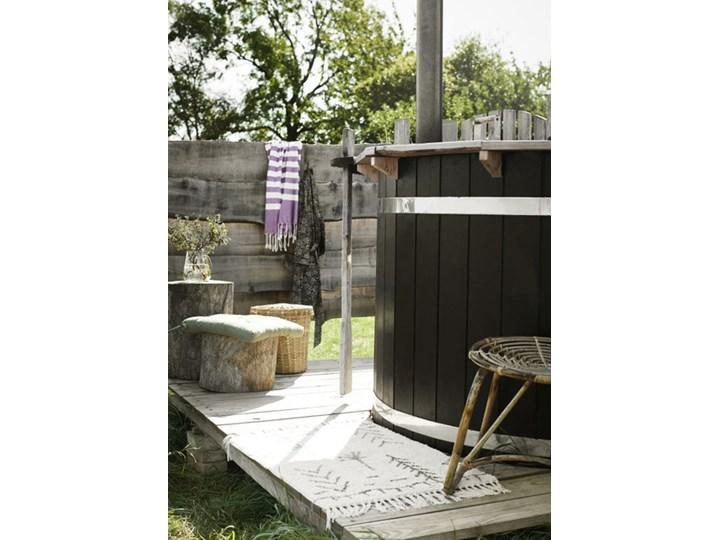Madam Stoltz - Ręcznik kąpielowy Kategoria Ręczniki Bawełna 100x180 cm Łazienkowe Kolor Różowy