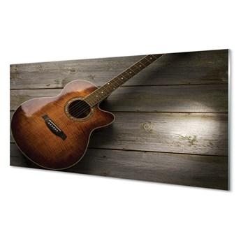 Obrazy akrylowe Gitara