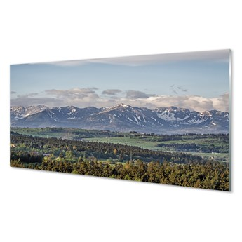 Obrazy akrylowe Góry
