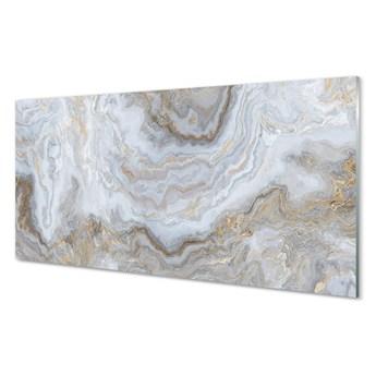 Obrazy akrylowe Kamień marmur plamy