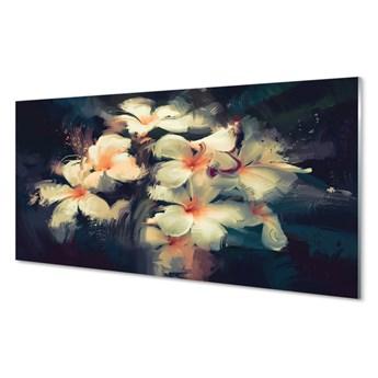 Obrazy akrylowe Obraz kwiaty
