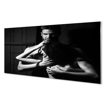 Obrazy akrylowe Kobieta mężczyzna
