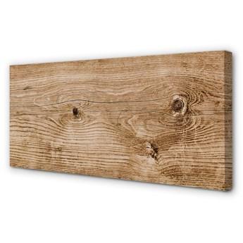Obraz na płótnie Deska drewno słoje