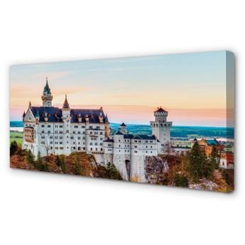 Obraz na płótnie Niemcy Zamek jesień Monachium