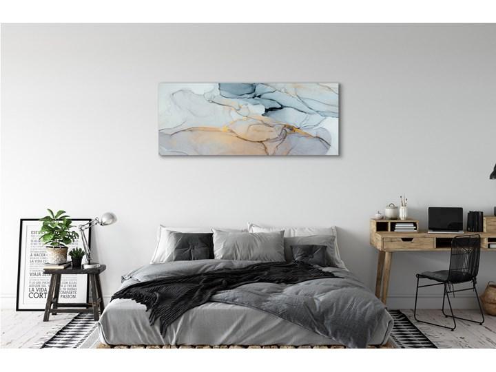 Obrazy na płótnie Kamień abstrakcja plamy Kolor Szary