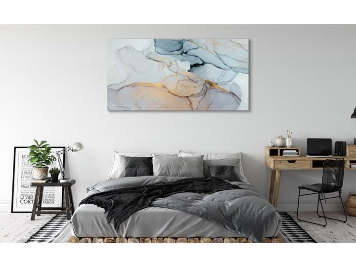 Obrazy na płótnie Kamień abstrakcja plamy Wymiary 50x100 cm Wymiary 60x120 cm