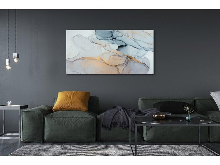 Obrazy na płótnie Kamień abstrakcja plamy Wymiary 70x140 cm