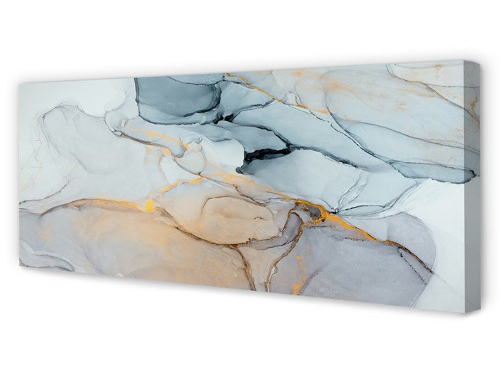 Obrazy na płótnie Kamień abstrakcja plamy Wymiary 60x120 cm