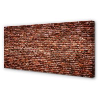 Obrazy na płótnie Kamień cegła mur
