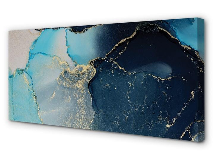 Obrazy na płótnie Kamień marmur abstrakcja Wymiary 50x100 cm