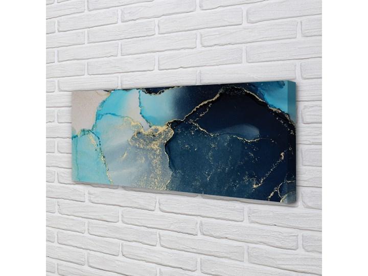 Obrazy na płótnie Kamień marmur abstrakcja Wymiary 50x100 cm Pomieszczenie Salon