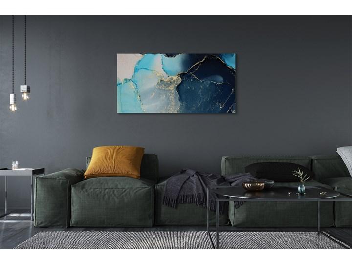 Obrazy na płótnie Kamień marmur abstrakcja Pomieszczenie Salon Wymiary 50x125 cm