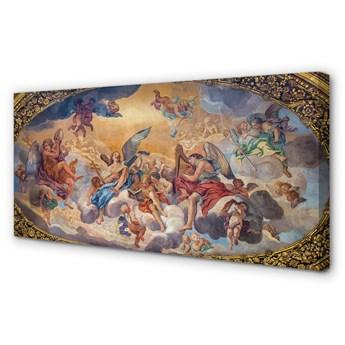 Obraz na płótnie Rzym Obraz anioły
