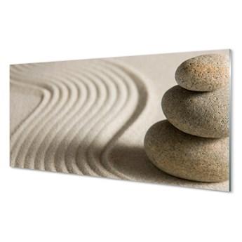 Obrazy na szkle Kamień piasek struktura