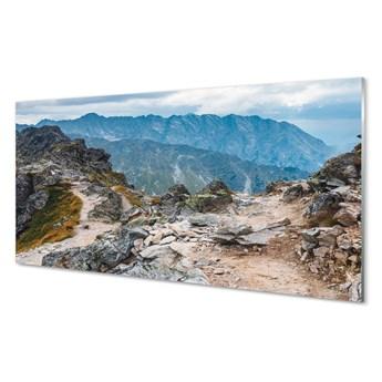 Obraz na szkle Góry