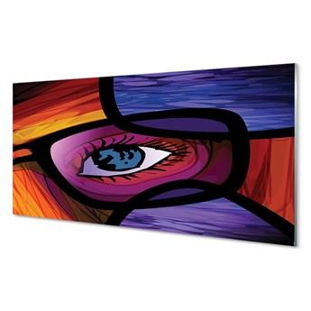 Obraz na szkle Oko obraz