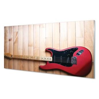 Obraz na szkle Gitara elektryczna