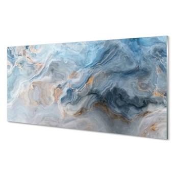 Obrazy na szkle Kamień abstrakcja plamy