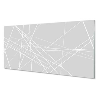Obrazy na szkle Nieregularne linie