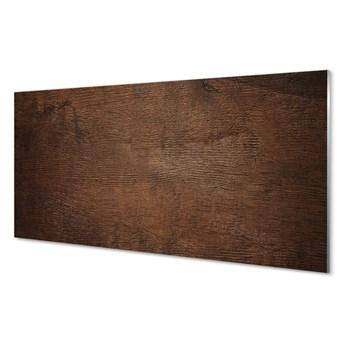 Obraz na szkle Drewno struktura słoje