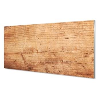Obrazy na szkle Drewno słoje struktura
