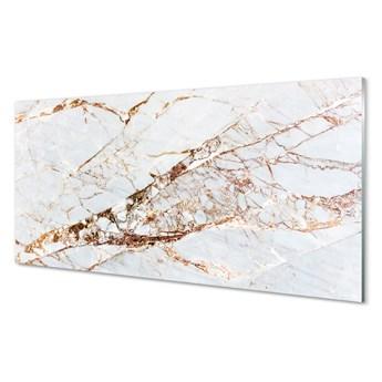 Szklany Panel Kamień marmur ściana