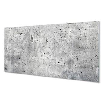 Szklany Panel Kamień beton struktura