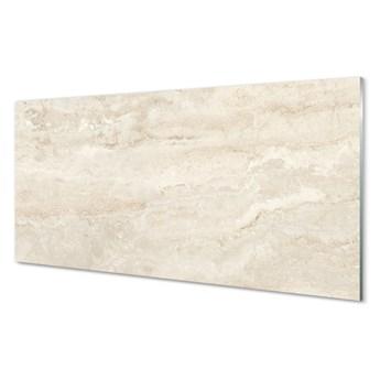 Szklany Panel Kamień beton marmur