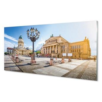 Panel Szklany Niemcy Plac berlin katedra