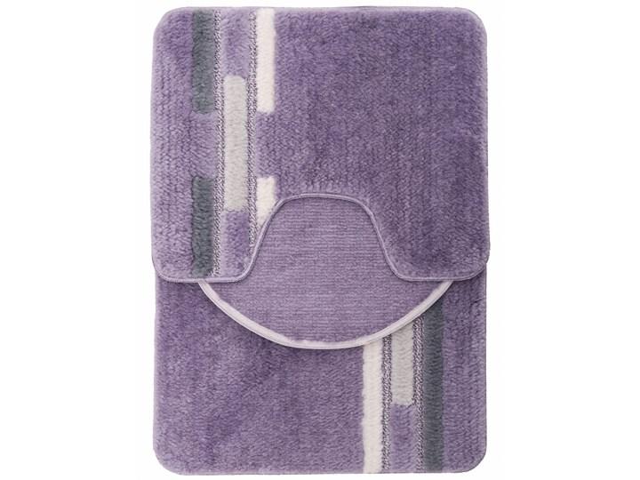 E-floor Komplet łazienkowy Harmony Fioletowy 40x50 cm 50x70 cm 47x51 cm Kategoria Dywaniki łazienkowe