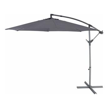 Parasol Malta 300 cm szary