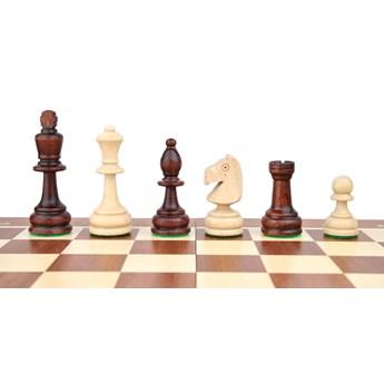 Szachy Turniejowe 4 - Intarsja