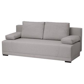 IKEA ARVIKEN Sofa trzyosobowa rozkładana, beżowy, Szerokość: 195 cm