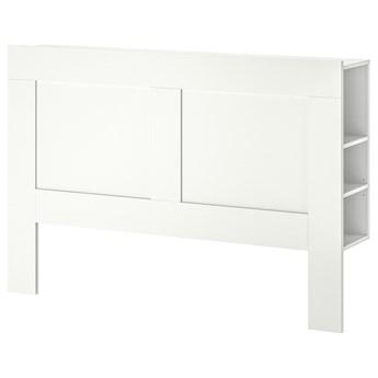 IKEA BRIMNES Płyta szczytowa, półki, biały, 180 cm