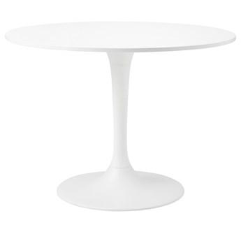 IKEA DOCKSTA Stół, biały/biały, 103 cm