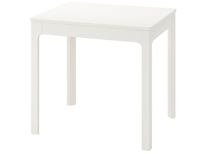 EKEDALEN Stół rozkładany Długość 120 cm  Szerokość 70 cm Długość 80 cm  Wysokość 75 cm Styl Minimalistyczny Płyta MDF Pomieszczenie Stoły do jadalni