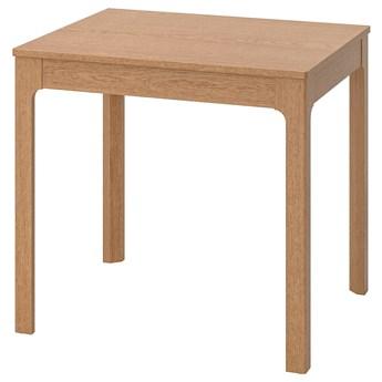 IKEA EKEDALEN Stół rozkładany, dąb, 80/120x70 cm
