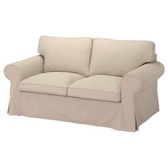IKEA EKTORP Sofa 2-osobowa, Hallarp beżowy, Szerokość: 179 cm