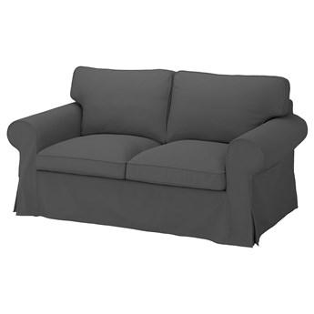 IKEA EKTORP Sofa 2-osobowa, Hallarp szary, Szerokość: 179 cm