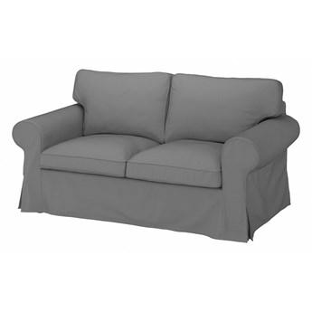 IKEA EKTORP Sofa 2-osobowa, Remmarn jasnoszary, Szerokość: 179 cm