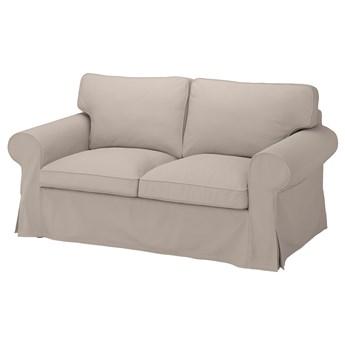 IKEA EKTORP Sofa 2-osobowa, Totebo jasnobeżowy, Szerokość: 179 cm