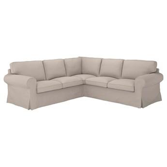 IKEA - EKTORP Sofa narożna 4-osobowa