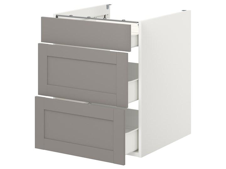 IKEA - ENHET Szafka stojąca/3 szuflady