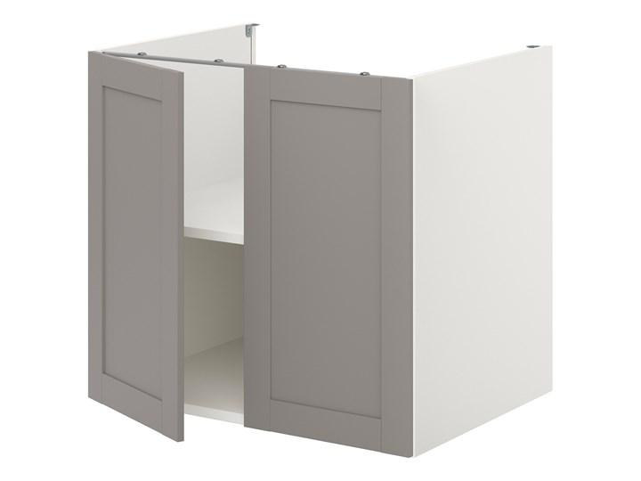 IKEA - ENHET Szafka stojąca z półką/drzwi