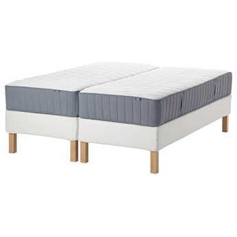 IKEA - ESPEVAR/VAGSTRANDA Łóżko kontynentalne