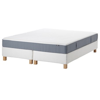 IKEA - ESPEVAR/VESTEROY Łóżko kontynentalne