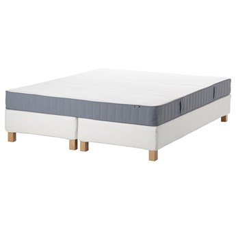 IKEA - ESPEVAR/VESTMARKA Łóżko kontynentalne