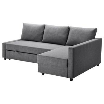 IKEA - FRIHETEN Narożnik z funkcją spania
