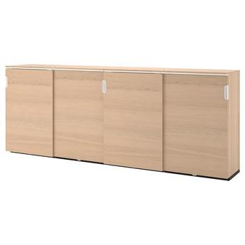 IKEA - GALANT Kombinacja z przesuwanymi drzwiami